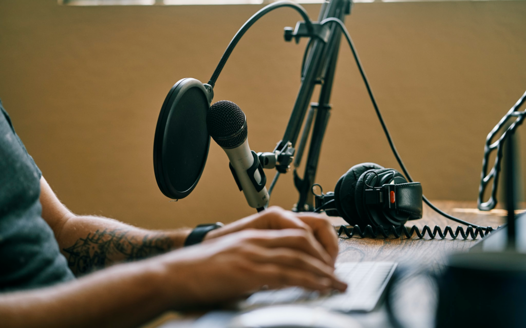 5 Things I learned Starting a Podcast